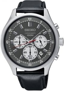 SEIKO-SKS595P1-Neo-Sport-Chronograph-100M-Gents-2-Year-Guarantee-RRP-200