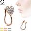 60pcs-For-Women-039-s-Crystal-Nose-Rings-Bone-Stud-Stainless-Steel-Body-Piercing-US thumbnail 21
