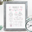Personalised-Birth-Print-for-Baby-Boy-Girl-New-Baby-Gift-or-Christening-Present thumbnail 14