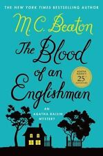 The Blood of an Englishman: An Agatha Raisin Mystery (Agatha Raisin My-ExLibrary