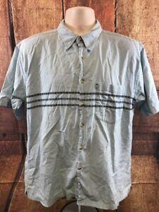 8b432f511 Men's Rocawear Button Front Short Sleeve Hawaiian Shirt Size XL | eBay
