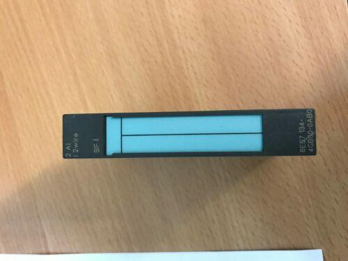 Siemens 134-4GB00-0AB0 Analog Eingang