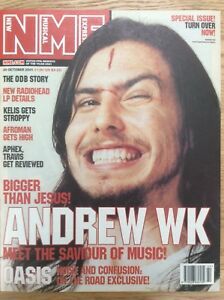 NME-New-Musical-Express-20-10-01-Andrew-WK-Kelis-Afroman-Ol-Dirty-Bastard