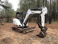 Bobcat 335 435 Mini Excavator Hydraulic Thumb Clamp Graple Kit