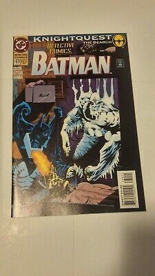 Details about  /Detective Comics #670 January 1994 DC Comics Batman Dixon Kitson  Hanna