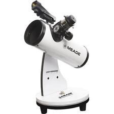 MEADE LIGHTBRIDGE MINI 82 TABLETOP TELESCOPE STARGAZING ASTRO SCOPE ASTRONOMY