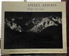 Ansel Adams Images 1923-1974 New York Graphic Society 2nd Printing