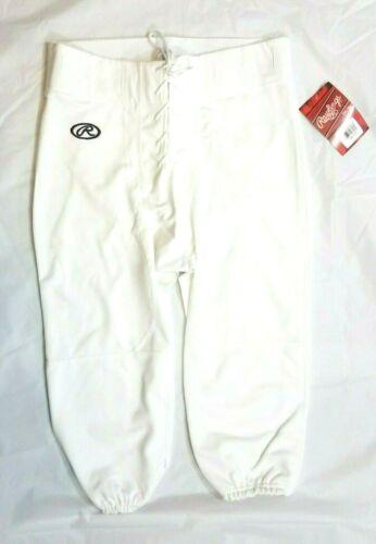 Rawlings Titanium Adult Football Pants White