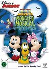 Mickey Mouse Clubhouse - Mickey's Monster Musical - DVD Region 4