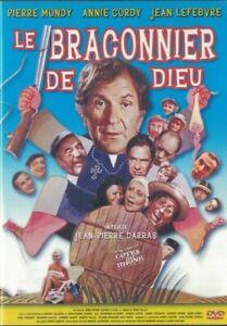 DVD LE BRACONNIER DE DIEU