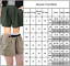 Women-Elastic-Waist-Plain-Shorts-Beach-Summer-Casual-Trouser-Hot-Pants-Plus-Size thumbnail 3