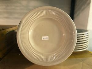 Rego-Undecorated-Nottingham-7-1-8-034-Plate-Price-Per-Dozen-REDUCED