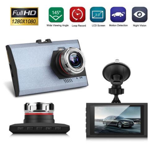"3.0/"" 1080P Night Vision HD G-sensor Car DVR Camera Video Recorder LCD Dash Cam"