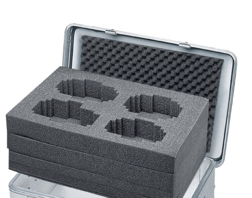 Zarges Würfelschaumstoff Schaumstoff Würfel ca 550x350x220 mm