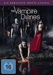 The-Vampire-Diaries-Die-komplette-fuenfte-Staffel-5-DVD-DVD-Zustand-gut