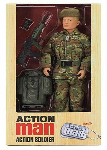 Action man action figure Deluxe-Scegli pilota Marinaio O SOLDATO EDIZIONE LIMITATA