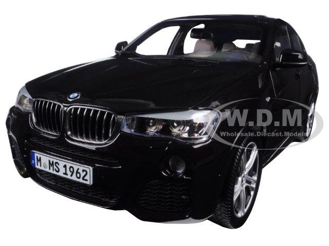 Bmw X4 (F26) espumosos Marronee 1 18 Diecast Car Model por Paragon 97091