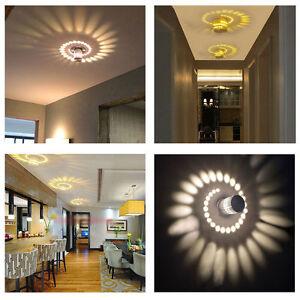 Image Is Loading Rgb Modern 3w Led Wall Lamp Wash