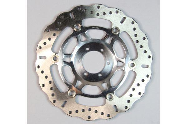 Para Honda VTR 1000 Fv / Fw / Fx / Fy / F1-F6 97>06 EBC Univ Traje Disco de