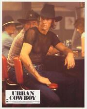 URBAN COWBOY Movie POSTER 11x14 French F John Travolta Debra Winger Scott Glenn