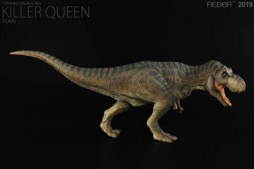 REBOR 1//35 Tyrannosaurus Rex T-Rex Killer Queen Dinosaur Model Animal Decor Toy