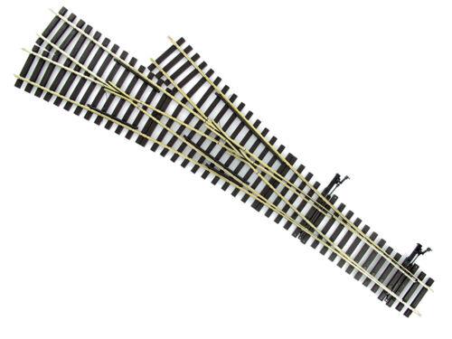 Lenz 45036 Dreiweghandweiche 11,25 Grad Spur 0
