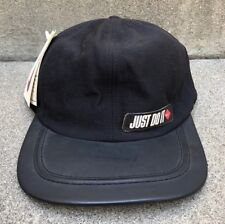 826a0e54711 item 6 Nike Vintage 1990s Just Do It Black Strapback Hat 562156-010 Brand  New w Tags -Nike Vintage 1990s Just Do It Black Strapback Hat 562156-010  Brand New ...