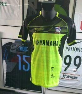 100% De Qualité Maillot Jersey Maglia Camiseta Shirt Trikot Camisa Thaïlande Thaïland Yamaha Xl Cadeau IdéAl Pour Toutes Les Occasions