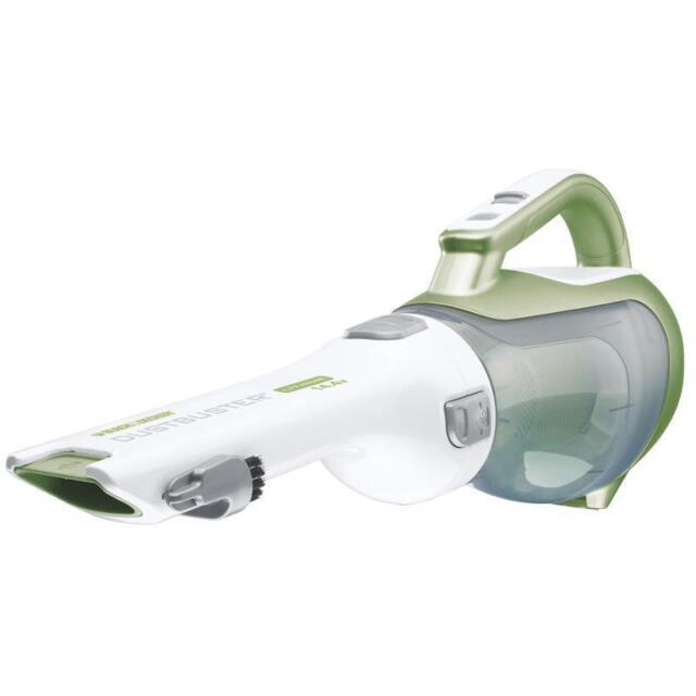BLACK+DECKER Cordless Lithium Dustbuster Handheld Vacuum,