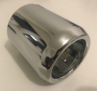 MINI Genuine Exhaust Tailpipe Trim Tip Finisher Chrome R50 R52 82122210098