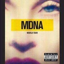 MADONNA - THE MDNA TOUR -2CD   POP-ROCK INTERNAZIONALE