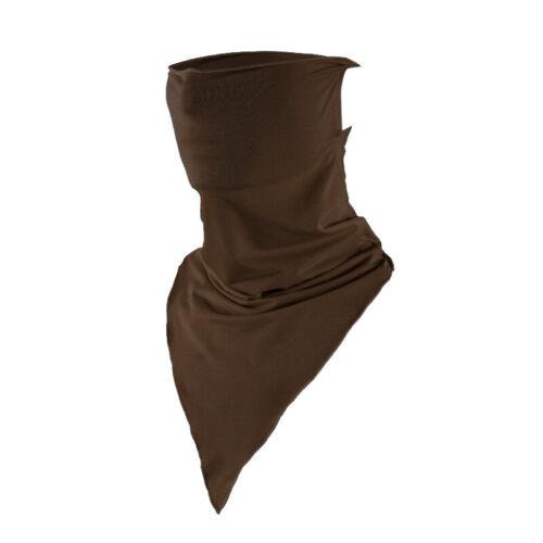 Windproof Motorcycle Neck Cover Veil Sunscreen Scarf Hijab Burqa Sports Headband