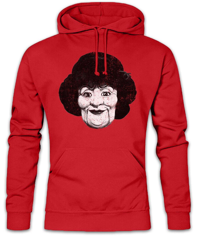 Marjorie Hoodie Sweatshirt American Fun Horror Puppet Series TV Story