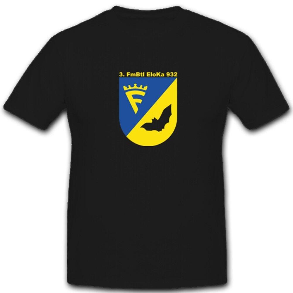 3. FmBtl EloKa 932 Bataillon Elektronische Kampfführung T Shirt