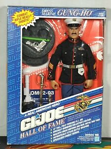 G-I-JOE-Hall-Of-Fame-Gung-Ho-12Inch-Action-Figure-Hasbro-1992-Aus-Seller