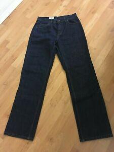Austin Reed Mens Blue Jeans Size Waist 32 Length3 Bnwt Ebay