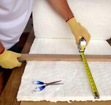 1 Cerachem 18x24 Ceramic Fiber Blanket Insulation 8 Thermal Ceramics Us 2600f