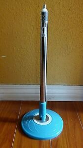 Replacement-Metal-Pole-Bottom-Part-B-Only-For-Hurricane-360-Magic-Spin-Mop-NEW