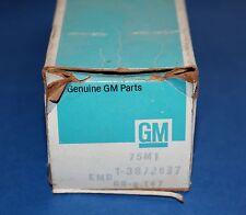 NOS? GM 1965 396 Turbo Jet Corvette front fender emblem 3872997