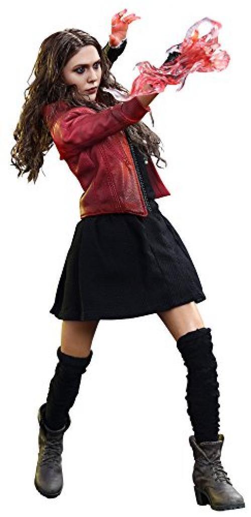 Nuevo Película Obra Maestra Avengers Age Of Ultron Scarlet Witch 1 6 Figura