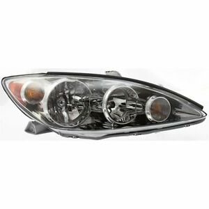 2005 2006 toyota camry le xle headlight headlamp light right passenger side. Black Bedroom Furniture Sets. Home Design Ideas