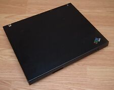 "*For Parts* Genuine IBM Lenovo (R52) ThinkPad 14"" Screen Laptop w/ Battery"