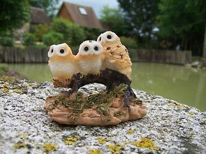 Mo0525 Figurine Statuette Statue Chouette Hibou Chouette Oiseau 6yspot8t-07223136-640527754