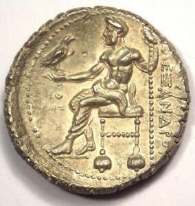 Alexander-the-Great-III-AR-Tetradrachm-Coin-336-323-BC-AU-Details