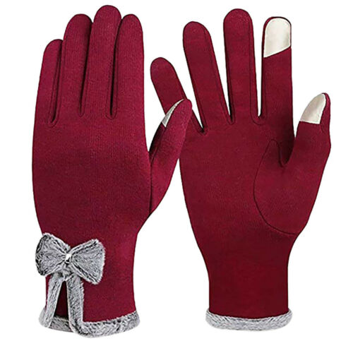 Windproof Adult Winter Warm Gloves Waterproof Snow Silde Touch Screen Ski Sports