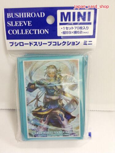 """Cardfight! 23733 AIR TCG Card Sleeve Vanguard G /""""Blazing Sword Fides/"""" 70"""