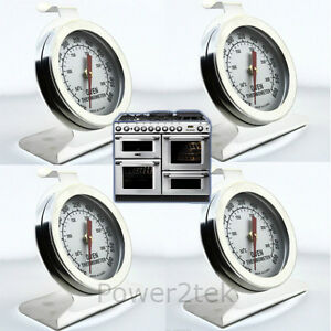 4x Ikea Oven Thermometer Stainless Steel Oven Cooker Temperature ...
