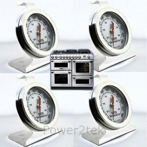 Dettagli su 4x IKEA Termometro Forno in Acciaio Inox Temperatura Forno  Fornello Agas & rayburns- mostra il titolo originale