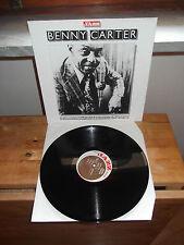 "BENNY CARTER ""SAME"" LP MUSICA JAZZ ITA 1986"