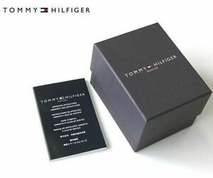 f479bbaa Image is loading TOMMY-HILFIGER-Authentic-amp-Original-Wrist-Watch-Gift-